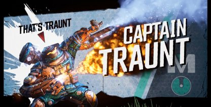 Capitaine Traunt
